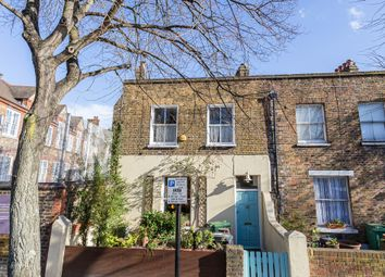 4 bed end terrace house for sale in Harmood Street, London NW1