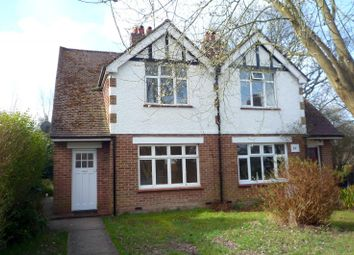 Thumbnail 3 bed semi-detached house to rent in Knole Grove, East Grinstead