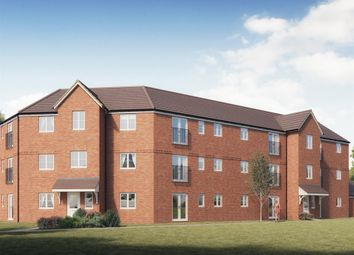 "Thumbnail 2 bed flat for sale in ""Trowbridge House"" at Pennings Road, Tidworth"