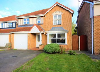 Thumbnail 4 bed detached house for sale in Jersey Way, Middlewich