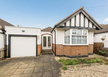 Thumbnail 2 bed detached bungalow for sale in Queens Drive, Berrylands, Surbiton