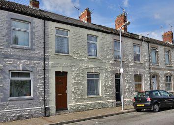 Thumbnail 3 bedroom terraced house for sale in Janet Street, Splott, Cardiff