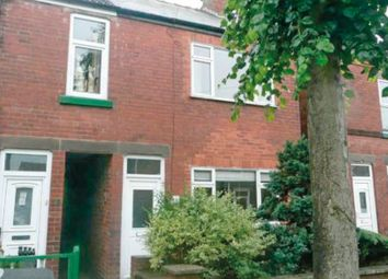 Thumbnail 3 bed end terrace house for sale in Kent Street, Chesterfield, Derbyshire