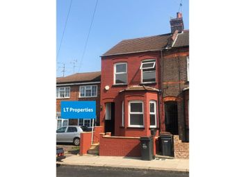 Thumbnail 3 bedroom semi-detached house to rent in Tennyson Road, Luton