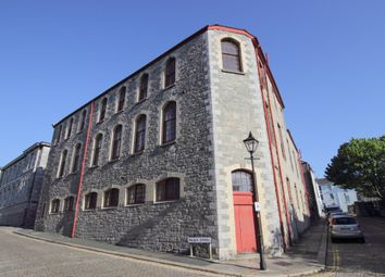 Thumbnail 1 bed flat to rent in Peacock Lane, Plymouth
