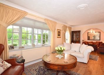 Thumbnail 4 bed detached house for sale in Sharpthorne Close, Ifield