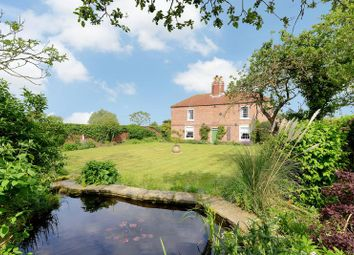 Thumbnail 5 bed detached house for sale in The Hall, 41 High Street, Upton, Gainsborough
