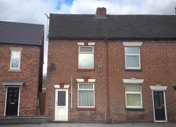 Thumbnail 2 bed end terrace house for sale in St. Peters Street, Burton-On-Trent