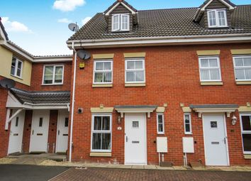 Thumbnail 3 bed town house for sale in School Drive, Shard End, Birmingham
