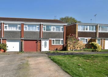 Thumbnail 4 bedroom semi-detached house for sale in Horwood Gardens, Basingstoke