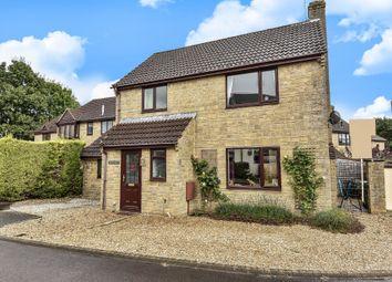 Thumbnail 3 bed detached house for sale in John Of Gaunt Road, Kempsford, Fairford