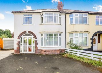 Thumbnail 3 bed semi-detached house for sale in Vicarage Crescent, Kidderminster