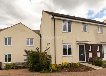 Thumbnail 3 bed end terrace house for sale in Whitehaven Way, Plymouth