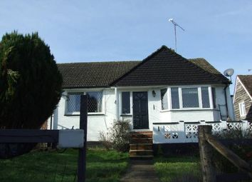 Thumbnail 2 bed bungalow for sale in East Street, Addington, West Malling