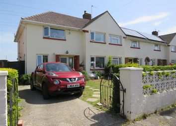 Thumbnail 4 bed semi-detached house for sale in St. Helier Road, Poole