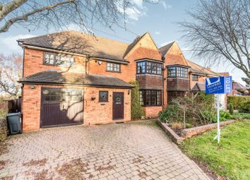 Thumbnail 6 bed semi-detached house to rent in Newent Road, Northfield, West Midlands