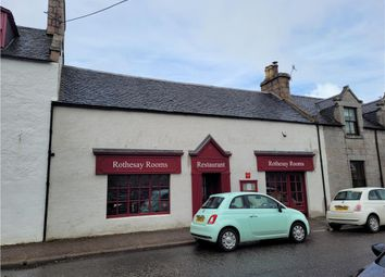 Thumbnail Retail premises for sale in 3 Netherley Place, Ballater