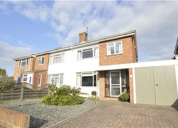 Thumbnail 3 bed semi-detached house for sale in Moreton Close, Bishops Cleeve