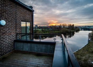 Thumbnail 3 bed flat for sale in Portside Street, Trent Basin
