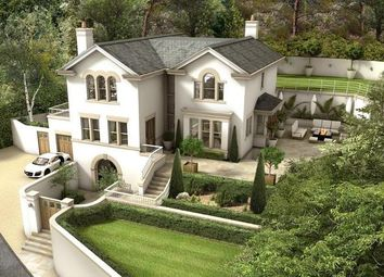 Thumbnail 4 bed detached house to rent in Squirrel's Jump, Alderley Edge
