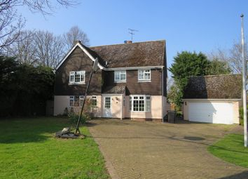 Thumbnail 4 bed detached house for sale in Rectory Meadow, Bradwell, Braintree