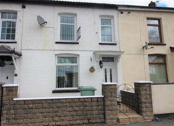 Thumbnail 2 bed terraced house for sale in Rhys St, Edmondstown, Tonypandy