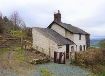 Thumbnail 2 bed detached house for sale in Moel-Y-Golfa, Trewern