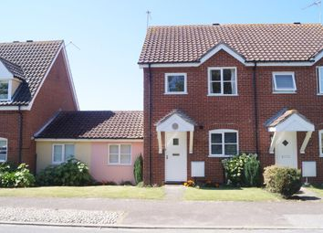 Thumbnail 3 bedroom terraced house for sale in High Street, Wangford, Beccles