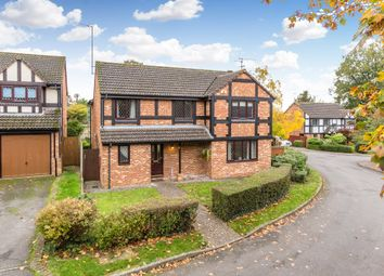 Thumbnail 4 bed detached house for sale in Hill House Gardens, Stanwick, Wellingborough