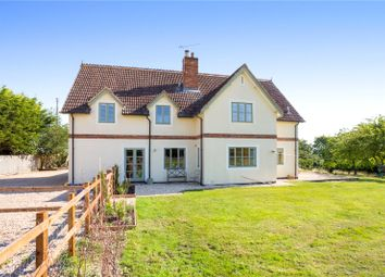 Wood Street, Clyffe Pypard, Wiltshire SN4. 5 bed property