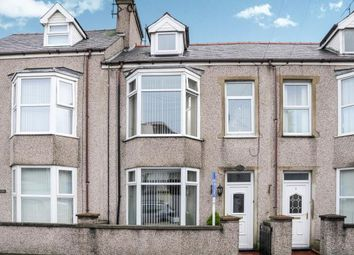 Thumbnail 3 bed terraced house for sale in Lhassa Street, Holyhead, Anglesey