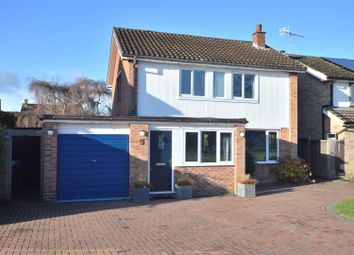 Thumbnail 3 bed detached house for sale in Melbourn Close, Duffield, Belper