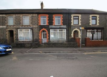 Thumbnail 4 bed terraced house for sale in John Street, Treforest, Pontypridd