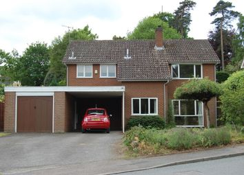 Thumbnail 4 bed detached house for sale in Saxon Way, Melton, Woodbridge