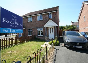 Thumbnail 2 bedroom semi-detached house for sale in Askham Close, Middlesbrough