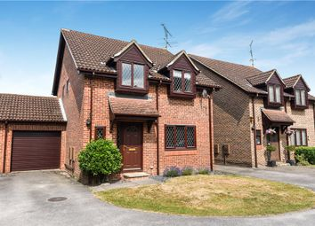 Thumbnail 4 bed link-detached house for sale in Heather Close, Finchampstead, Wokingham