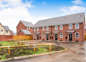 Thumbnail 2 bed terraced house for sale in 4 Crompton Place, Garstang, Preston