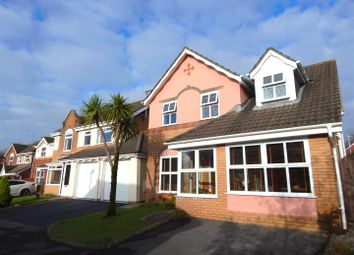 Thumbnail 3 bedroom detached house for sale in Libby Way, Mumbles, Swansea
