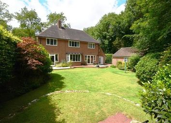 Thumbnail 4 bedroom detached house for sale in Priory Road, Westlands, Newcastle-Under-Lyme