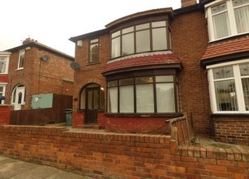 Thumbnail 3 bed property to rent in Hillside Road, Stockton-On-Tees