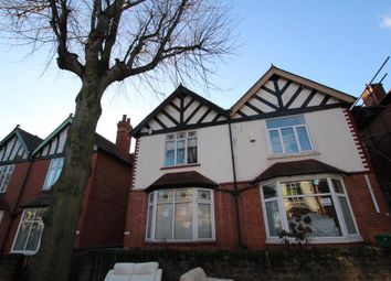 Thumbnail 6 bedroom semi-detached house to rent in Rolleston Drive, Lenton, Nottingham