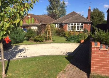 Thumbnail 3 bed detached bungalow for sale in Heather Road, Binley Woods, Coventry, West Midlands