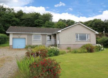 Thumbnail 3 bed bungalow for sale in Tyn Angorfa, Corrie, Isle Of Arran, North Ayrshire