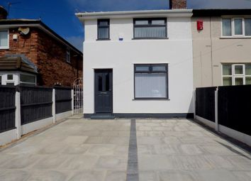 Thumbnail 2 bed semi-detached house for sale in St Gabriel's Avenue, Huyton, Liverpool