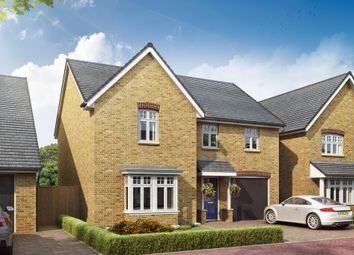 """Thumbnail 4 bedroom detached house for sale in """"Haltwhistle"""" at Southern Cross, Wixams, Bedford"""