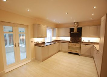 Thumbnail 4 bed mews house for sale in Grove Park Avenue, Gosforth, Newcastle Upon Tyne