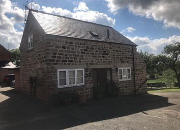 Thumbnail 2 bed cottage to rent in Apple Cottage, Chevin Green Farm, Chevin Road, Belper, Derbyshire