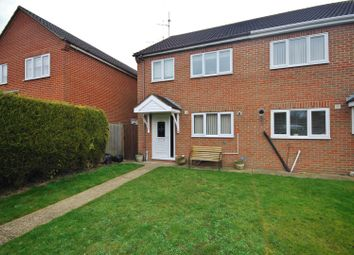 Thumbnail 3 bed semi-detached house for sale in The Paddocks, Gedney, Spalding
