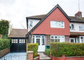 Thumbnail 3 bed semi-detached house for sale in High Road, East Finchley, London