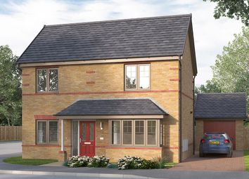 "Thumbnail 4 bed detached house for sale in ""The Kintbury"" at Ward Road, Clipstone Village, Mansfield"